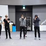 JYJ、日本公演を目前にリハーサル風景