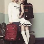 MIB カンナム&EXID ハニ、雑誌「アットスタイル(@ star1)」2月号