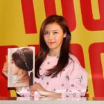 【会見レポ】ハ・ジウォン1st写真集「HAJIWON'S SECRET」発売記念サイン会&記者会見を開催!