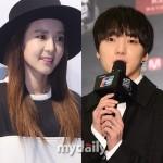 2NE1のDARA&WINNER カン・スンユン、ウェブドラマ「私たち別れました」の男女主人公に!