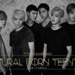 TEEN TOP、8月にデビュー5周年記念ソウル単独コンサートを開催