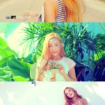 KARA ハラ、セクシーなソロデビュー曲MVティーザーを公開