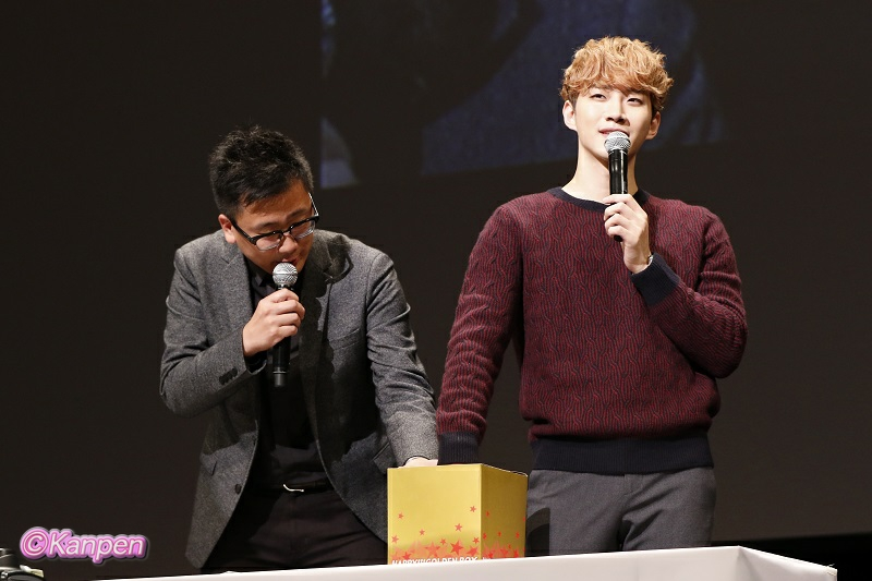 『二十歳』ジャパンプレミアム上映舞台挨拶