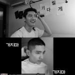 チャンミン(東方神起)、散髪映像を公開「行って来ます」