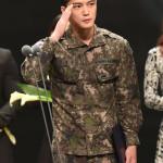 """""""入隊中""""ジェジュン(JYJ)、来年2月に日本でホログラム公演開催「ファンへの贈り物」"""
