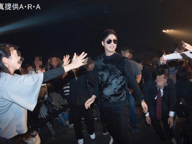 【イベントレポ】 ~カン・ジファン~ 1年ぶりファンミーティング開催!「俳優カン・ジファンの姿だけではなく、ひとりの独身男性カン・ジファンの姿まで、僕の全てをお見せします」