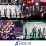 EXO、GOT7、NCT127、防弾少年団…韓国公認音楽チャート「GAON」授賞式を、日テレプラスで2/22(水)19:00から生中継!韓国のトップアーティストが一堂に集結!