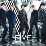 【SHINee】5枚目のアルバム「FIVE」、 本日 2月22日(水)発売!