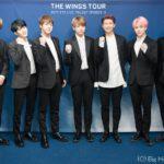 【 防弾少年団(BTS)】全国アリーナツアー『2017 BTS LIVE TRILOGY EPISODE Ⅲ THE WINGS TOUR ~Japan Edition~』全国6都市にて 開催決定!