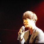 【オフィシャルレポート】~パク・シファン~  あたたかく優しい時間が流れた 「パク・シファン 1st LIVE & TALK ~adagio~」開催