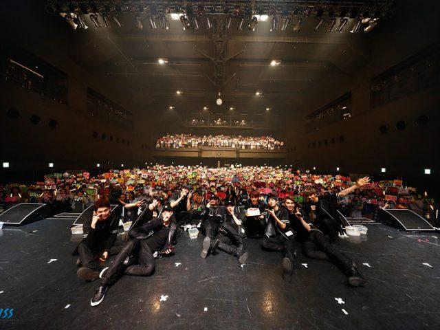 【オフィシャルレポ 到着!】 ~UP10TION~大阪・名古屋・東京で待望の初単独コンサート『ID』盛況裏で終了!!そしてハッピーバースデイ ファンヒ&コギョル!