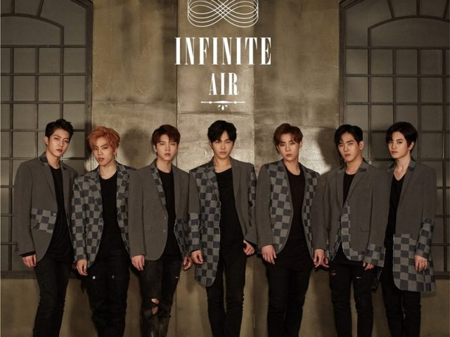 【INFINITE】  ニューアルバム『AIR』より 新曲「Air」のミュージックビデオの ショートバージョンがついに公開!