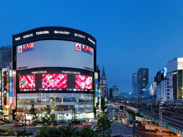 【SE7EN】6月22日(木)~7月5日(水)まで西武新宿駅前のユニカビジョンでSE7EN特集が放映決定!!