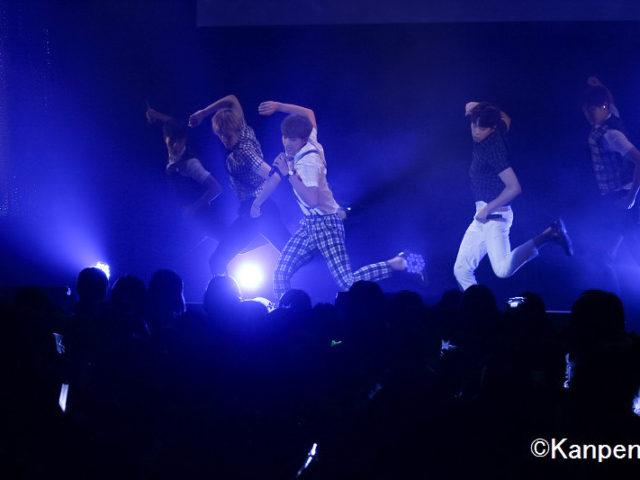 """【ライブレポ】~ KNK (クナクン)~  """"HERE WE ARE """" KNK SUMMER LIVE TOUR IN JAPAN 2017""""で 歌・ダンスの実力を見せつけた!"""