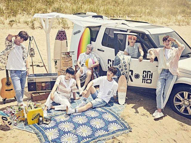 【SNUPER】韓国4th Mini Album Repackage [流星 (The star of stars)] 発売!9月、日本無料SHOWCASE 『SNUPER SHOWCASE 〜The star of stars〜 』開催決定!