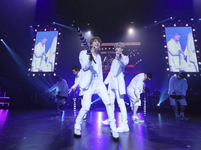 """【オフィシャルレポ】~超新星  ユナク&ソンジェ~ """"超新星 LIVE TOUR 2017~DUAL~"""" ツアーファイナル公演。 「これからもそばにいてください」"""