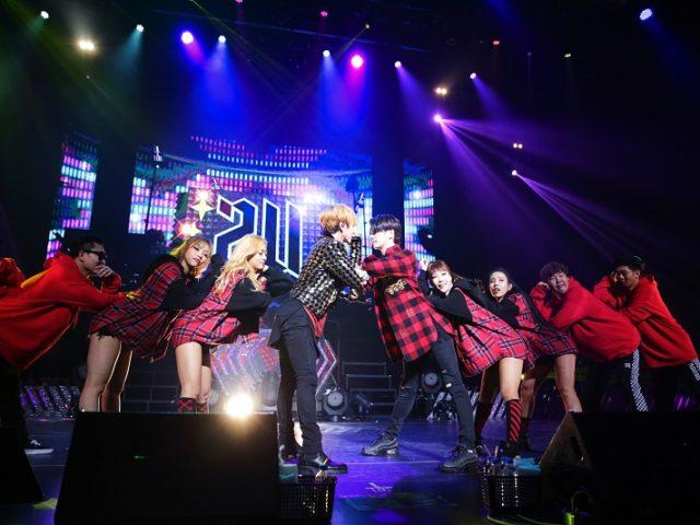 【オフィシャルレポ】12月30日 『超新星 LIVE TOUR 2017~2U~』東京国際フォーラム ホール A にて行われたツアーファイナル のレポが早くも到着!