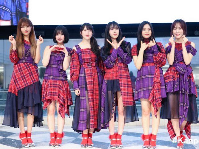 【イベントレポ】 ~GFRIEND(ジーフレンド)~ 日本1st SINGLE リリース記念ライブ開催。「みなさんのおかげで いっぱい 胸キュンです♡」 ユジュのバースデーサプライズも♫