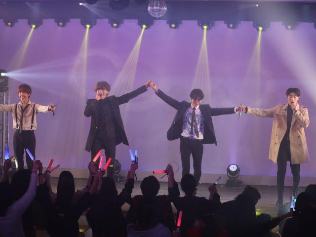 【オフィシャルレポ】~ H5(エイチファイブ)~1年4ヶ月ぶりとなる名古屋公演開催!「みなさんただいま!」、さらにノエビアスタジアム神戸にてパフォーマンスを披露!!