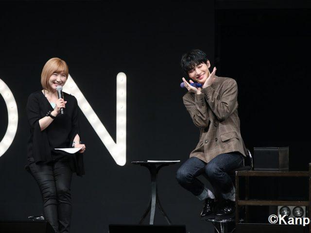 【韓ペンオリジナルレポ】 ~ユン・ジソン ~ 「2019 YOON JI SUNG 1st FAN MEETING :Aside in TOKYO」開催。 温かい人柄が溢れ、誰もが幸せな気持ちになれた時間。