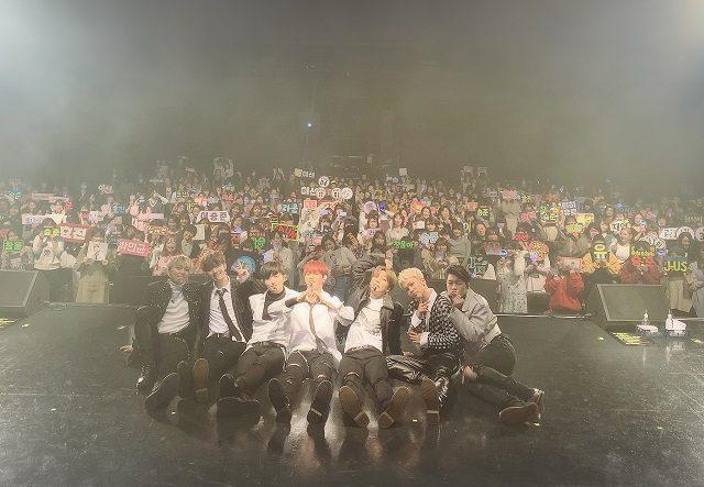 【オフィシャルレポ】 ~ONF (オンエンオフ)~ <ONF -We Must Love- Asia Tour 2019 in JAPAN>START  直前でパフォーマンス曲変更?すべてはファンへの愛から、ファンのために♡