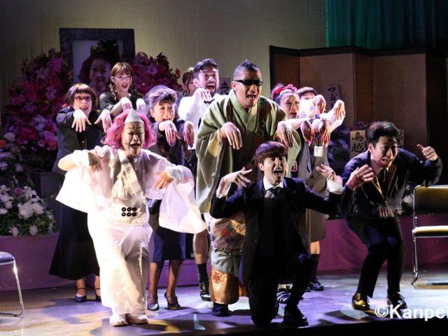 【イベントレポ】 ~ダンスコメディミュージカル『REizeNT~霊前って…~』~ H5(エイチファイブ)のHONEY出演ミュージカル。とにかく くすくす笑いっぱなし、速いスピードで進むストーリー!