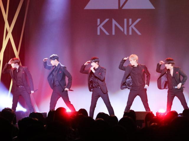 【オフィシャルレポ】 ~KNK(クナクン)~ 昨年 8 ⽉ぶりの Zepp ツアー<KNK LIVE TOUR 2019 IN JAPAN>   5/15(⽔)東京公演からいよいよスタート!