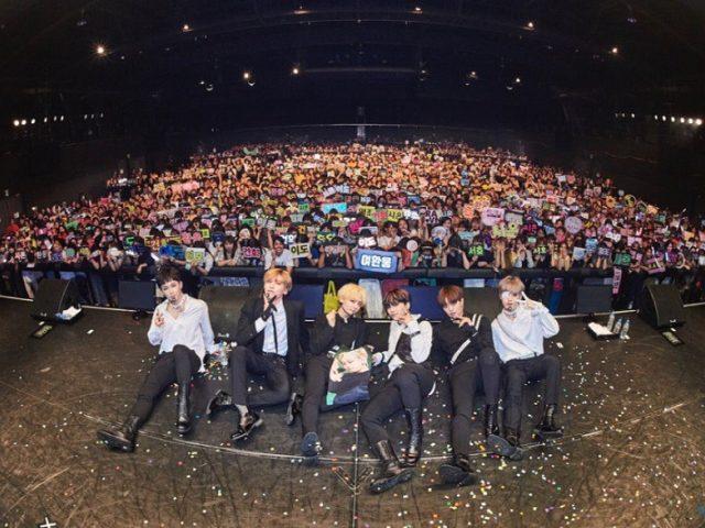 【オフィシャルレポ】 ~ONEUS~ ⽇本デビュー記念 「ONEUS JAPAN 1ST SINGLE ~Twilight~ SHOWCASE」を開催!