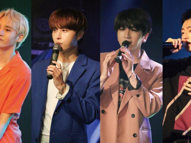 【H5】韓国ダンスボーカルグループ:H5(エイチファイブ)「H5 LIVE 2019 -High Five!-」がスタート!!