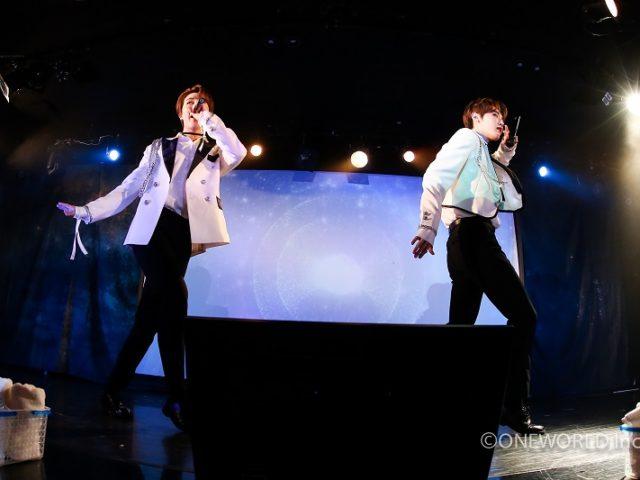 【オフィシャルレポ】~NTB~NTB  JAEHA(ジェハ)&HYOBIN(ヒョビン)ユニットライブ「Bloom in JAPAN」 公演レポート!