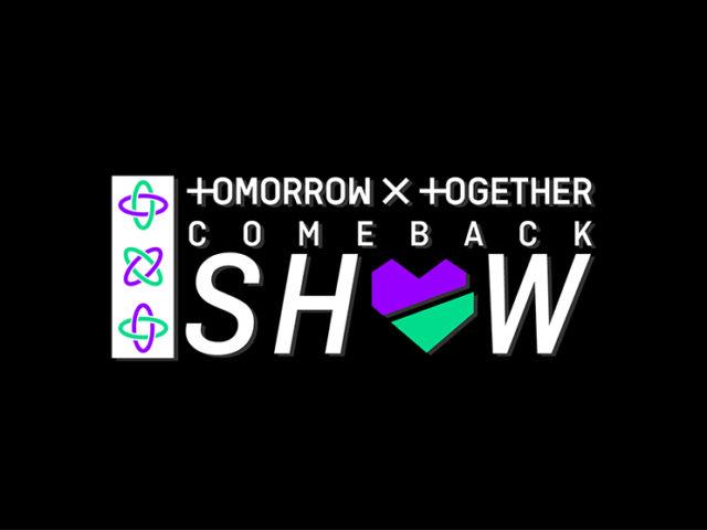 【Mnet】「TOMORROW X TOGETHER Comeback Show」5 月 31 日(日) 日本初放送決定!