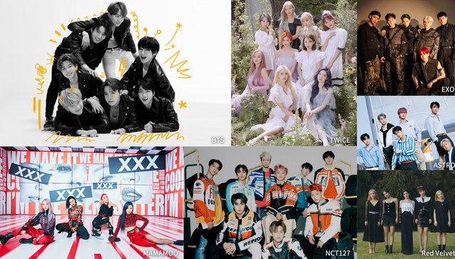 豪華K-POPアーティストが多数ノミネート!8月13日開催される『2020 SORIBADA BEST K-MUSIC AWARDS』をU-NEXT独占でライブ配信決定!